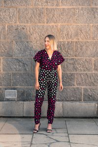 HighLife jumpsuit - yo couture - end of summer sales