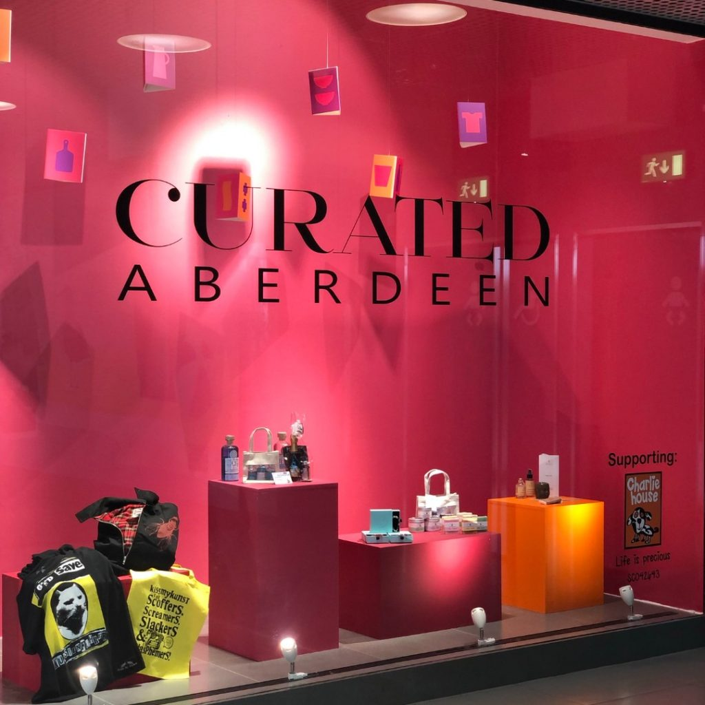 Yo Couture Pop Up Shops - Curated Aberdeen, Charlie's House