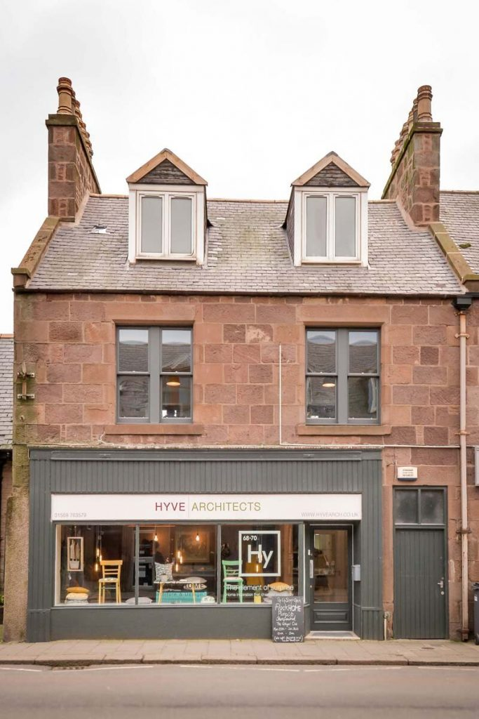 Yo Couture Pop Up Shops - Hy Stonehaven, Aberdeenshire